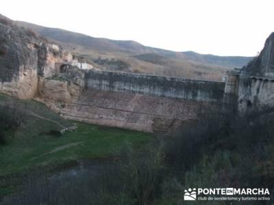 Trasera Pontón de la Oliva- Senda Genaro GR300 - ruta aire libre; senderismo viajes; viajes en sema